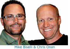 Mike Biselli, CMO, MedPassage with Chris Onan, Managing Director, Galvanize