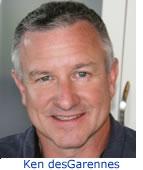 Ken desGarennes, CFO, Zayo Group